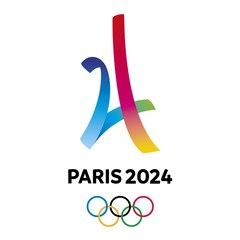 Olympische Spelen 2024 parijs logo