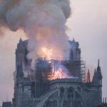 brand notre-dame Parijs 2024