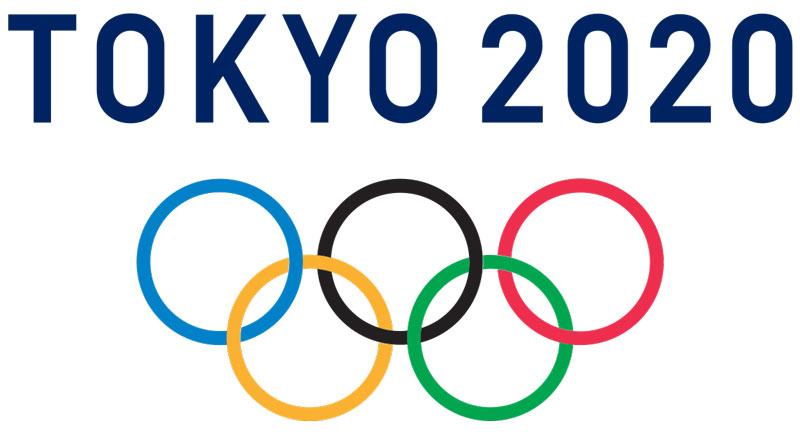Logo olympische spelen 2021 Tokio
